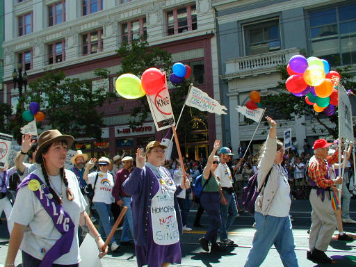 pflag 01 a of Lesbians and Gays.